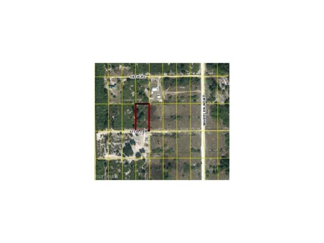 7860 17th Ter, Labelle, FL 33935 (MLS #217071824) :: The New Home Spot, Inc.