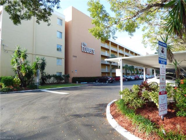 2366 E Mall Dr #318, Fort Myers, FL 33901 (MLS #217072856) :: Clausen Properties, Inc.