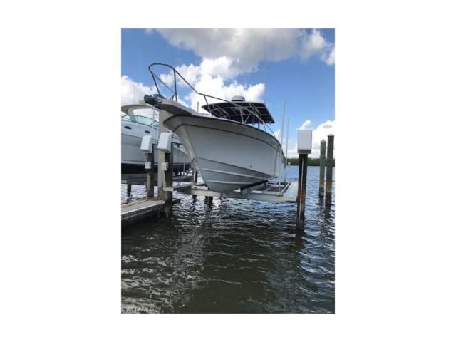 4187-DOCK#27 Bay Beach Ln, Fort Myers Beach, FL 33931 (MLS #217073283) :: Clausen Properties, Inc.