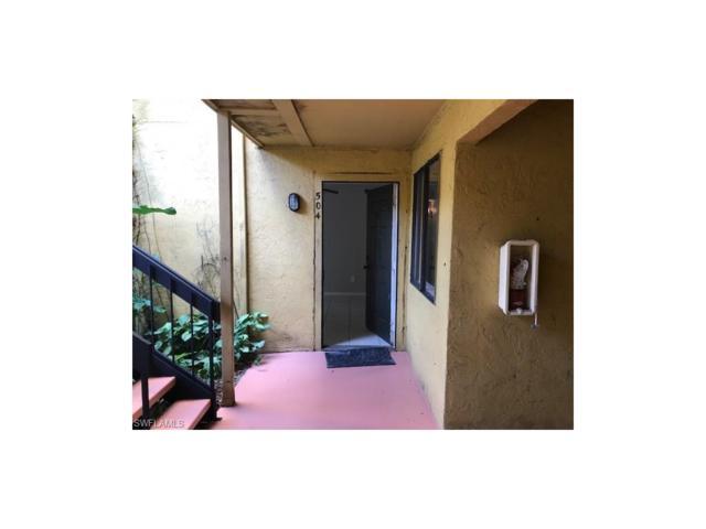 2875 Winkler Ave #504, Fort Myers, FL 33916 (MLS #217073928) :: Clausen Properties, Inc.