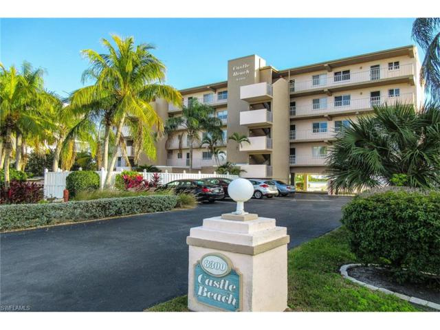 8300 Estero Blvd #205, Fort Myers Beach, FL 33931 (MLS #217075476) :: RE/MAX Realty Group