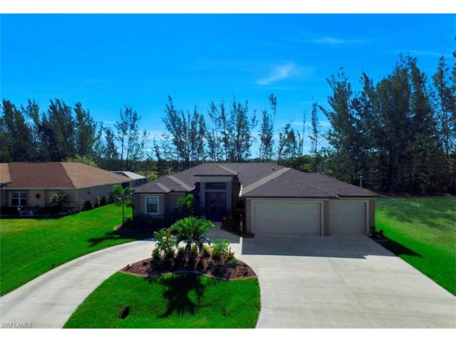 844 SW 23rd St, Cape Coral, FL 33991 (MLS #217075733) :: RE/MAX Realty Group