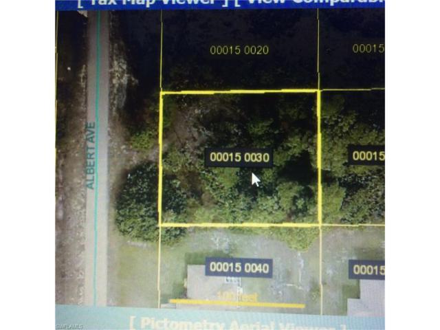 824 Albert Ave, Lehigh Acres, FL 33971 (MLS #217076196) :: Clausen Properties, Inc.