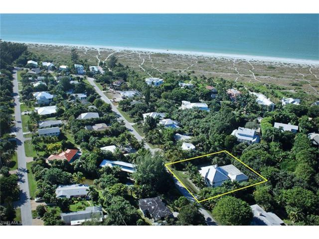 1391 Jamaica Dr, Sanibel, FL 33957 (MLS #217076430) :: The New Home Spot, Inc.