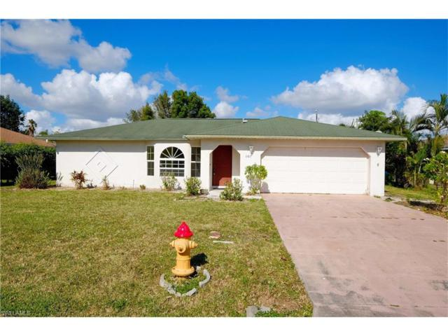 1107 SE 37th St, Cape Coral, FL 33904 (MLS #217076615) :: RE/MAX Realty Group
