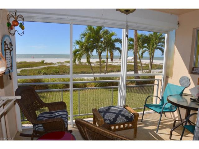 7400 Estero Blvd #103, Fort Myers Beach, FL 33931 (MLS #217077058) :: The New Home Spot, Inc.