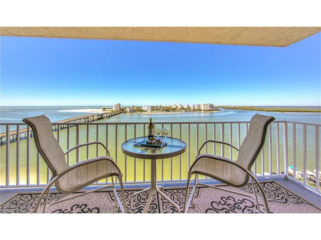 8701 Estero Blvd #1003, Fort Myers Beach, FL 33931 (MLS #217077393) :: The Naples Beach And Homes Team/MVP Realty