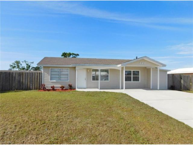 449 Morgan Cir S, Lehigh Acres, FL 33936 (MLS #217077461) :: The Naples Beach And Homes Team/MVP Realty