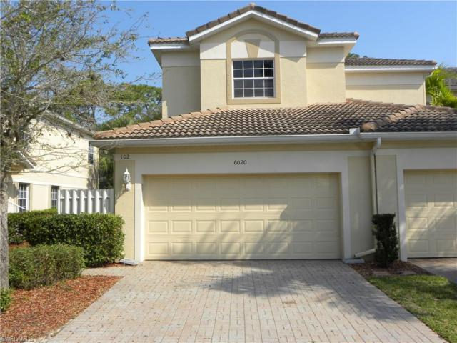 6020 Jonathans Bay Cir #102, Fort Myers, FL 33908 (MLS #217078018) :: The New Home Spot, Inc.
