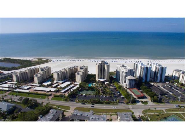 6640 Estero Blvd #203, Fort Myers Beach, FL 33931 (MLS #217078993) :: RE/MAX DREAM