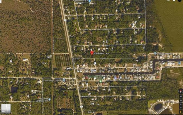 3796 Perkins Ln, St. James City, FL 33956 (MLS #218001240) :: The New Home Spot, Inc.