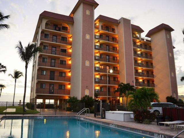 600 Estero Blvd #201, Fort Myers Beach, FL 33931 (MLS #218001339) :: RE/MAX Realty Team