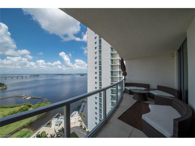 3000 Oasis Grand Blvd #1806, Fort Myers, FL 33916 (MLS #218001540) :: The New Home Spot, Inc.