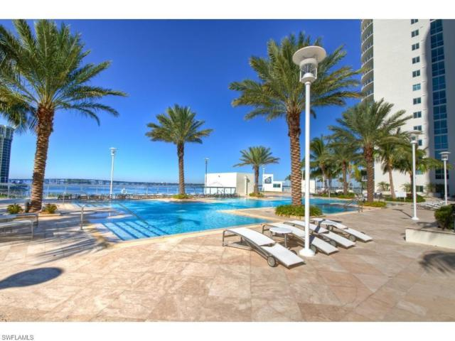 3000 Oasis Grand Blvd #1706, Fort Myers, FL 33916 (MLS #218001552) :: The New Home Spot, Inc.