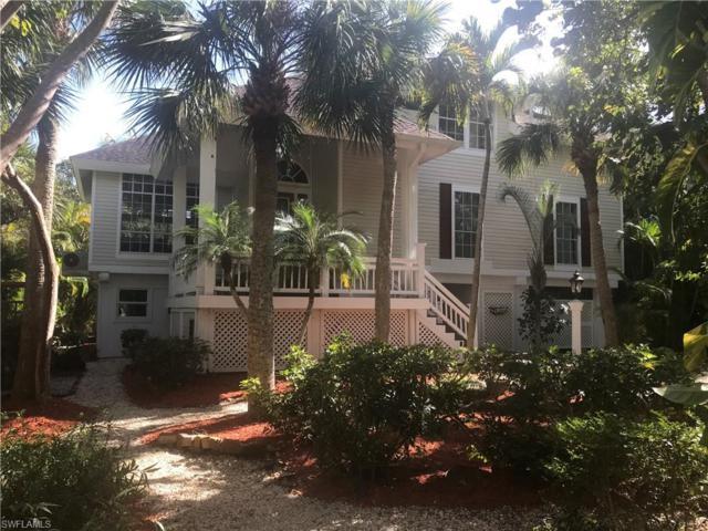 950 Cabbage Palm Ct, Sanibel, FL 33957 (MLS #218003971) :: Kris Asquith's Diamond Coastal Group