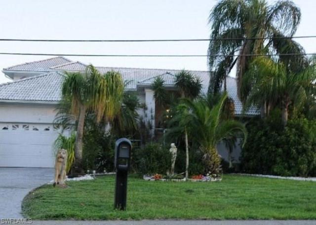 1508 SW 48th Ter, Cape Coral, FL 33914 (MLS #218005001) :: Florida Homestar Team