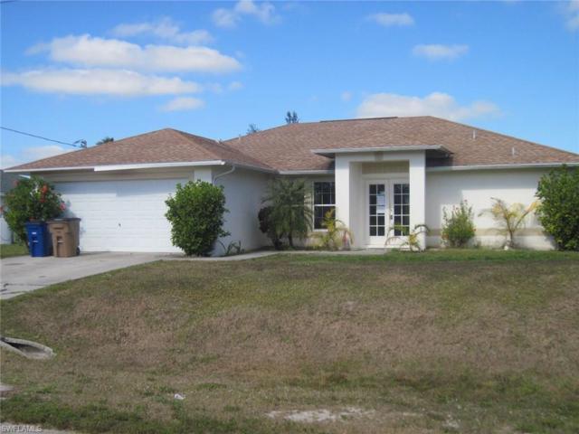 3706 14th St SW, Lehigh Acres, FL 33976 (MLS #218005205) :: RE/MAX DREAM