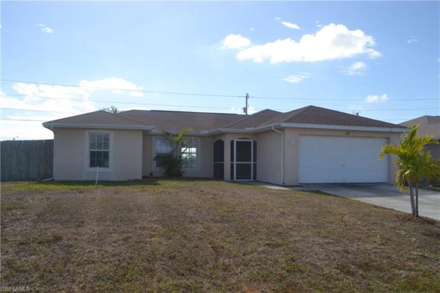 110 NE 24th Ter, Cape Coral, FL 33909 (MLS #218006452) :: The New Home Spot, Inc.