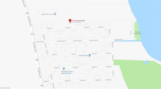 3710 Papaya St, St. James City, FL 33956 (MLS #218006531) :: RE/MAX Realty Team