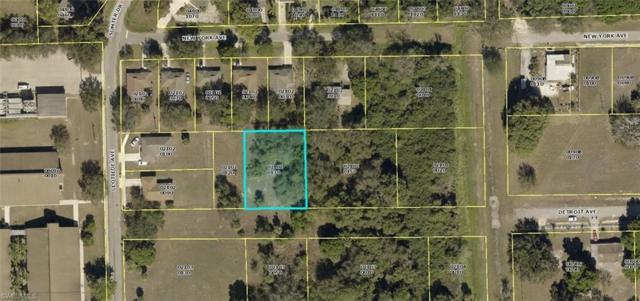 Detroit Ave, Fort Myers, FL 33905 (MLS #218006680) :: The New Home Spot, Inc.