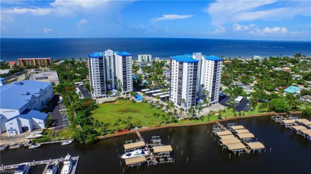 4745 W Estero Blvd #1405, Fort Myers Beach, FL 33931 (MLS #218006693) :: The New Home Spot, Inc.