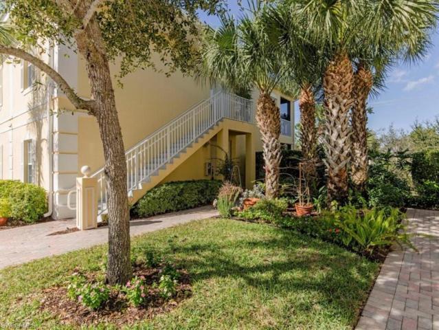 1345 Sweetwater Cv #104, Naples, FL 34110 (MLS #218007359) :: The New Home Spot, Inc.