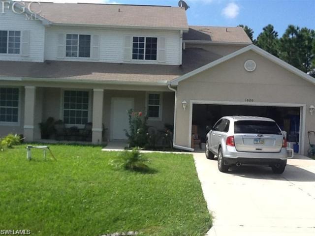 1020 Ainsworth St E, Lehigh Acres, FL 33974 (MLS #218008157) :: The New Home Spot, Inc.