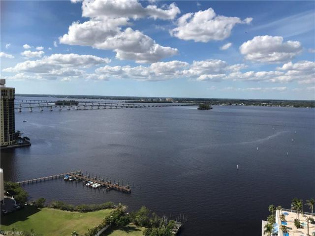 3000 Oasis Grand Blvd #2401, Fort Myers, FL 33916 (MLS #218008487) :: The New Home Spot, Inc.