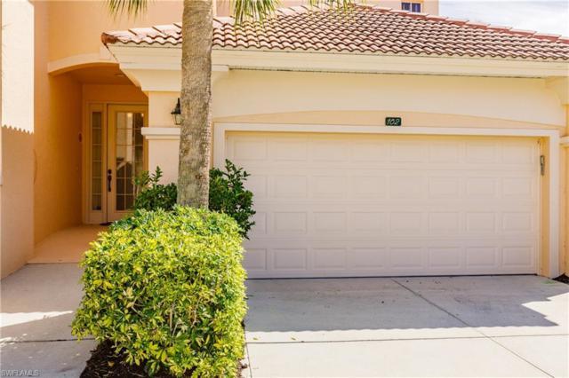 19001 Sapphire Shores Ln #102, Estero, FL 33928 (MLS #218009405) :: The New Home Spot, Inc.