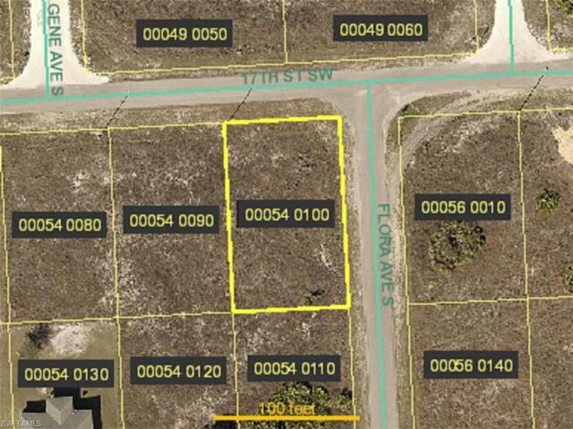 2801 17th St SW, Lehigh Acres, FL 33976 (MLS #218010322) :: RE/MAX Realty Group