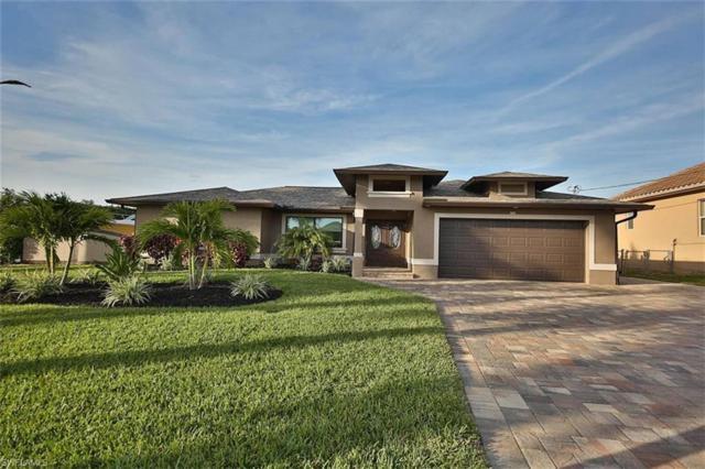 715 Coral Dr, Cape Coral, FL 33904 (MLS #218010373) :: The New Home Spot, Inc.