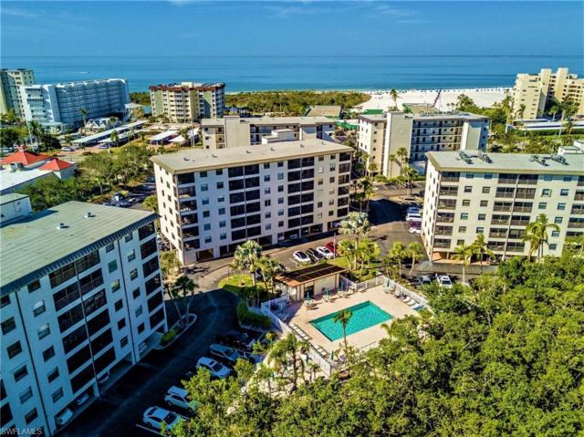 6893 Estero Blvd #442, Fort Myers Beach, FL 33931 (MLS #218010427) :: RE/MAX Realty Team