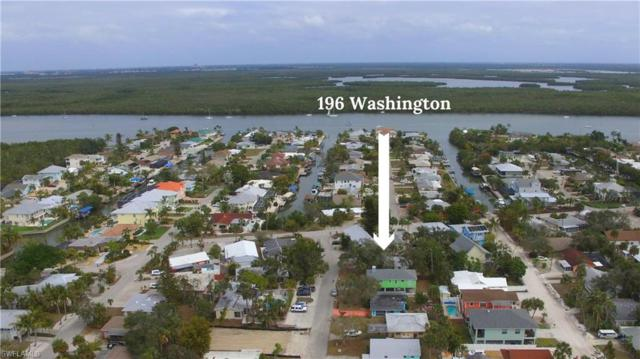 196 Washington Ave, Fort Myers Beach, FL 33931 (MLS #218010885) :: RE/MAX DREAM