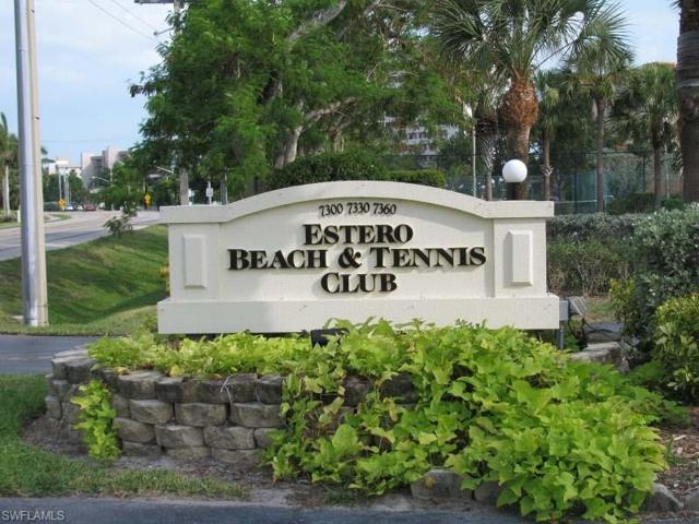 7300 Estero Blvd #604, Fort Myers Beach, FL 33931 (MLS #218010986) :: The Naples Beach And Homes Team/MVP Realty