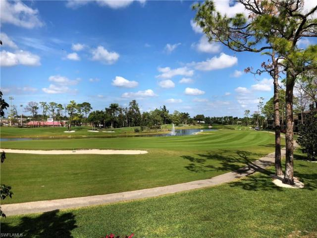 5805 Trailwinds Dr #323, Fort Myers, FL 33907 (MLS #218011021) :: The Naples Beach And Homes Team/MVP Realty