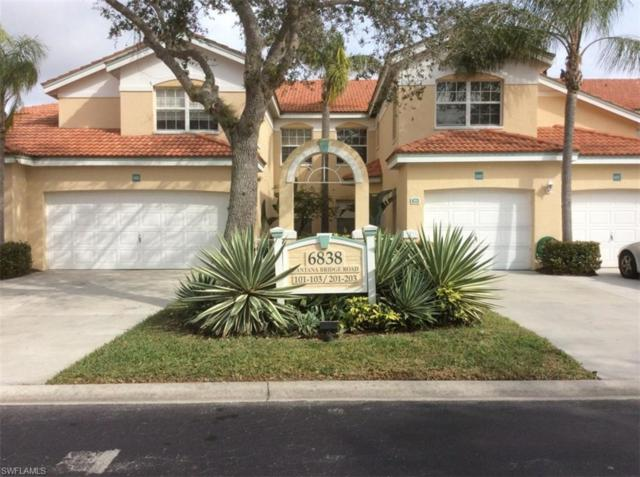 6838 Lantana Bridge Rd #102, Naples, FL 34109 (MLS #218011191) :: The New Home Spot, Inc.