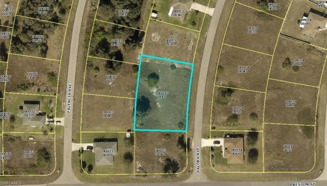 396 Palora Ave, Lehigh Acres, FL 33974 (MLS #218011199) :: The New Home Spot, Inc.