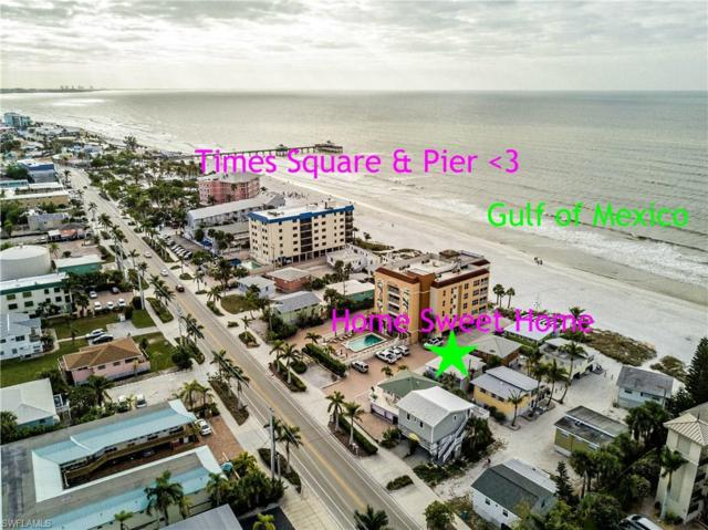 722 Estero Blvd, Fort Myers Beach, FL 33931 (MLS #218011514) :: RE/MAX Realty Group