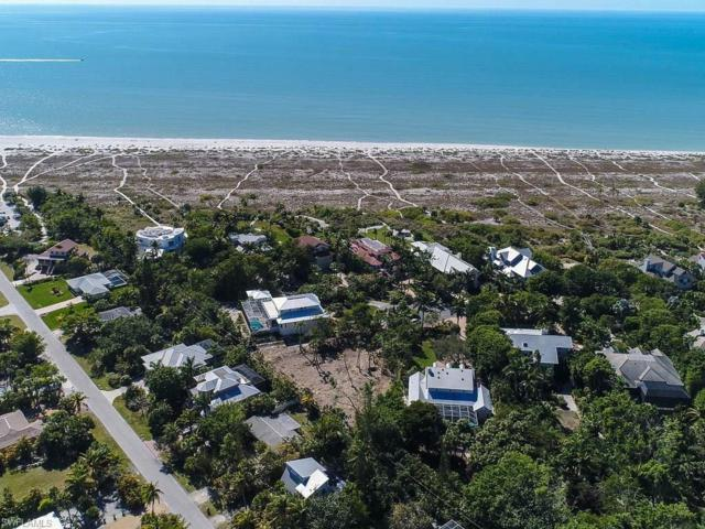 1305 Seaspray Ln, Sanibel, FL 33957 (#218011564) :: Jason Schiering, PA