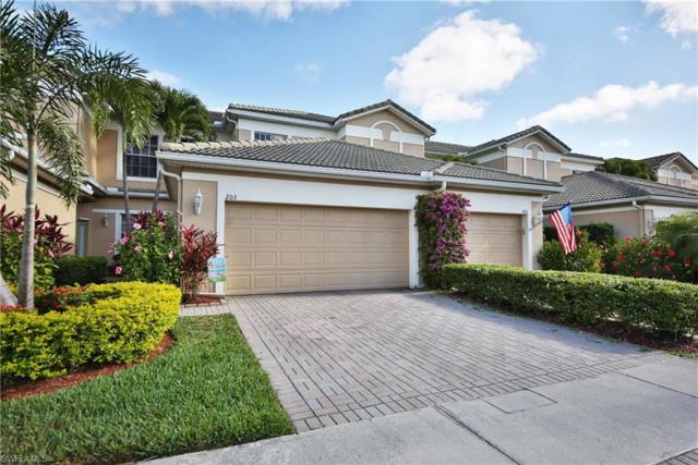 9240 Belleza Way #203, Fort Myers, FL 33908 (MLS #218012714) :: The New Home Spot, Inc.