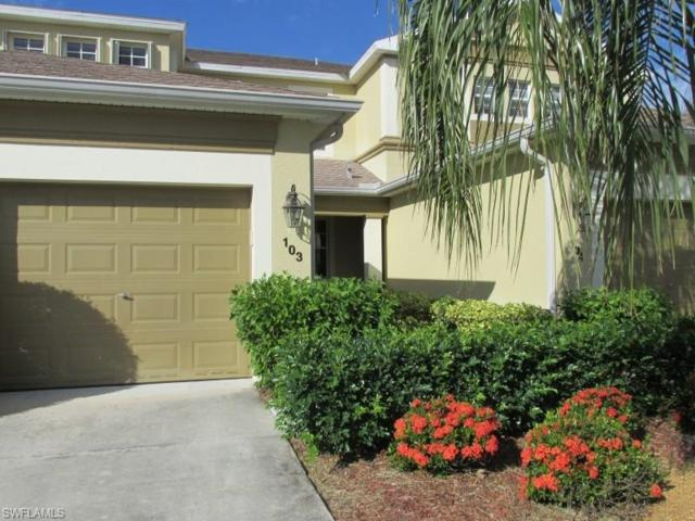 14816 Calusa Palms Dr #103, Fort Myers, FL 33919 (MLS #218012916) :: The New Home Spot, Inc.