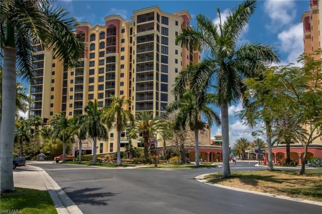 5781 Cape Harbour Dr #1008, Cape Coral, FL 33914 (MLS #218012964) :: The New Home Spot, Inc.