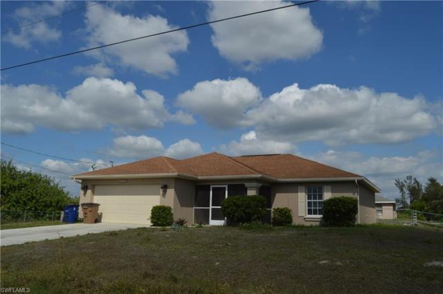2420 Christopher Ave N, Lehigh Acres, FL 33971 (MLS #218013753) :: Florida Homestar Team