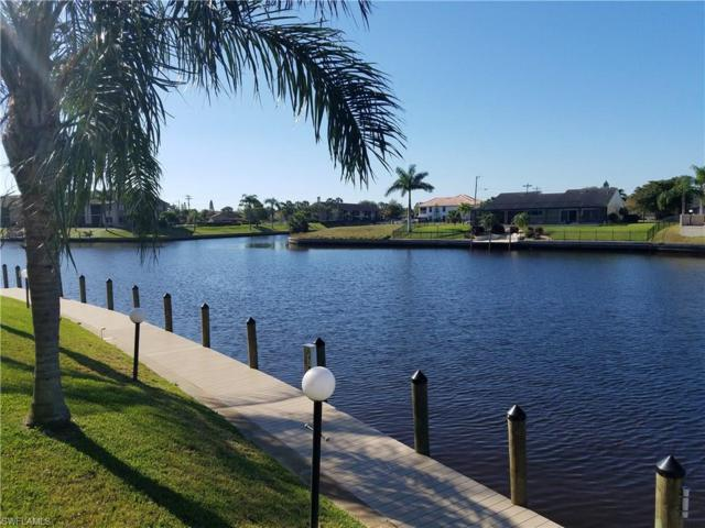 3714 SE 12th Ave #104, Cape Coral, FL 33904 (MLS #218013793) :: RE/MAX Realty Group