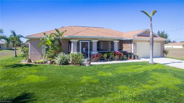 4310 NE 21st Pl, Cape Coral, FL 33909 (MLS #218014504) :: The New Home Spot, Inc.