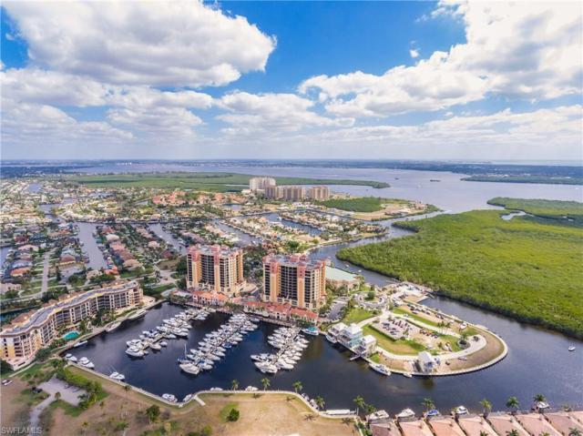 5781 Cape Harbour Dr #509, Cape Coral, FL 33914 (MLS #218014622) :: RE/MAX Realty Group