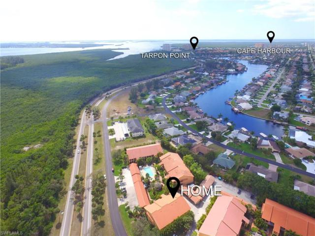 5510 SW 4th Pl #104, Cape Coral, FL 33914 (MLS #218014637) :: RE/MAX Realty Group