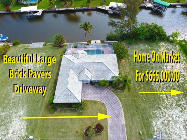 4605 SW 11th Ave, Cape Coral, FL 33914 (MLS #218015807) :: Florida Homestar Team