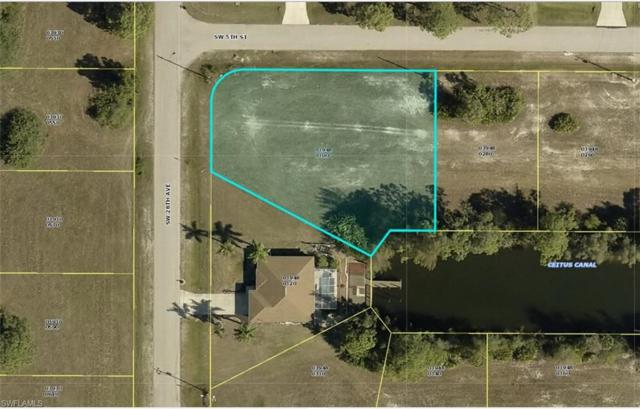 2724 SW 5th St, Cape Coral, FL 33991 (MLS #218016022) :: Kris Asquith's Diamond Coastal Group