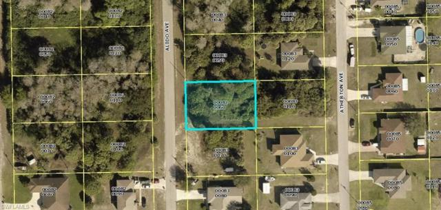 818 Alido Ave, Lehigh Acres, FL 33971 (MLS #218016054) :: Florida Homestar Team